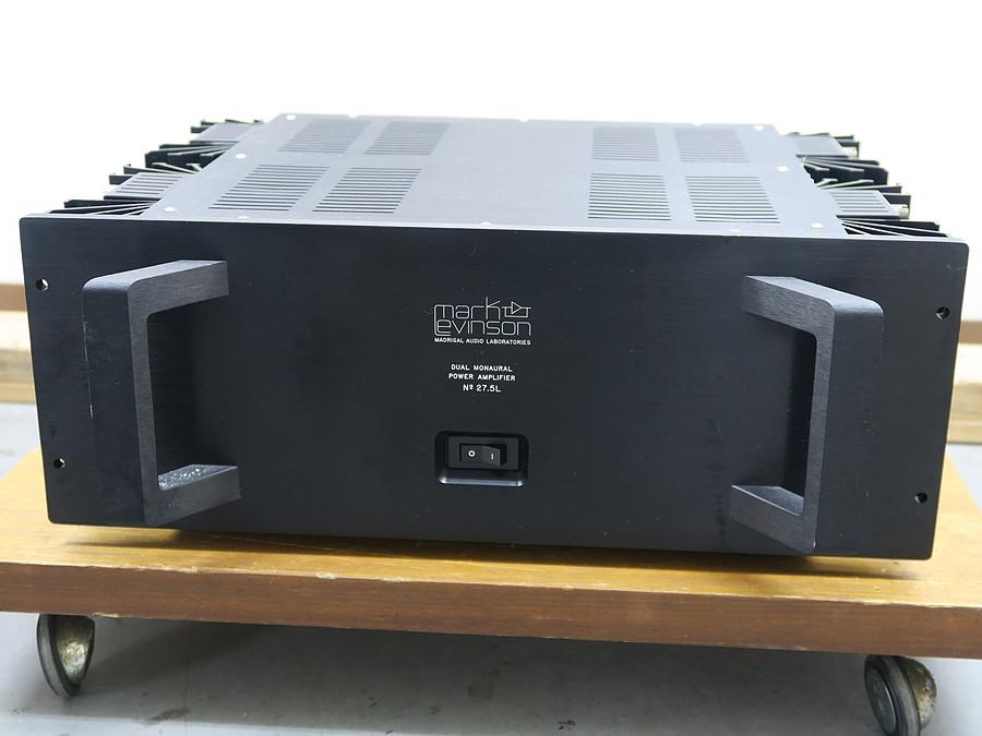 Mark Levinson Mark Levinson No 27 5L power amplifier @42593