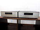 【美品】 Accuphase DP-800 + DC-801 CD/DAC 元箱付 @34463